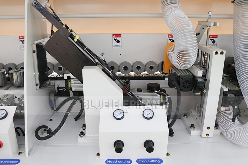 Widely Used Automatic Edge Banding Wood Working Machine for Sale (16)