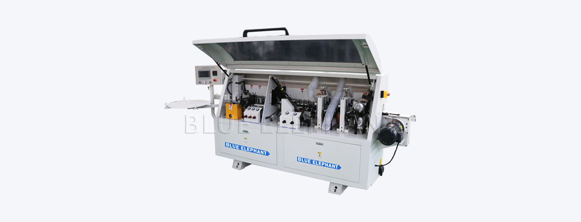 Widely Used Automatic Edge Banding Wood Working Machine for Sale (6)