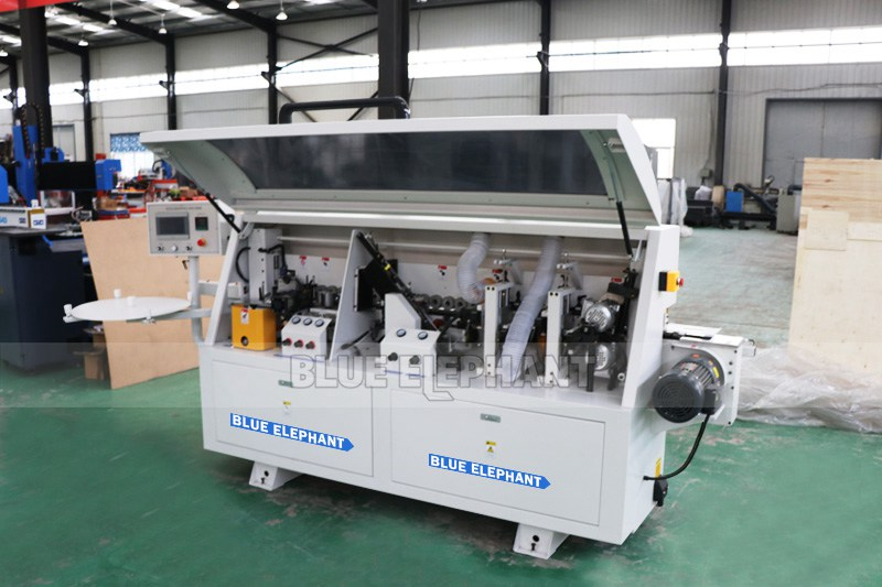 Widely Used Automatic Edge Banding Wood Working Machine for Sale (8)