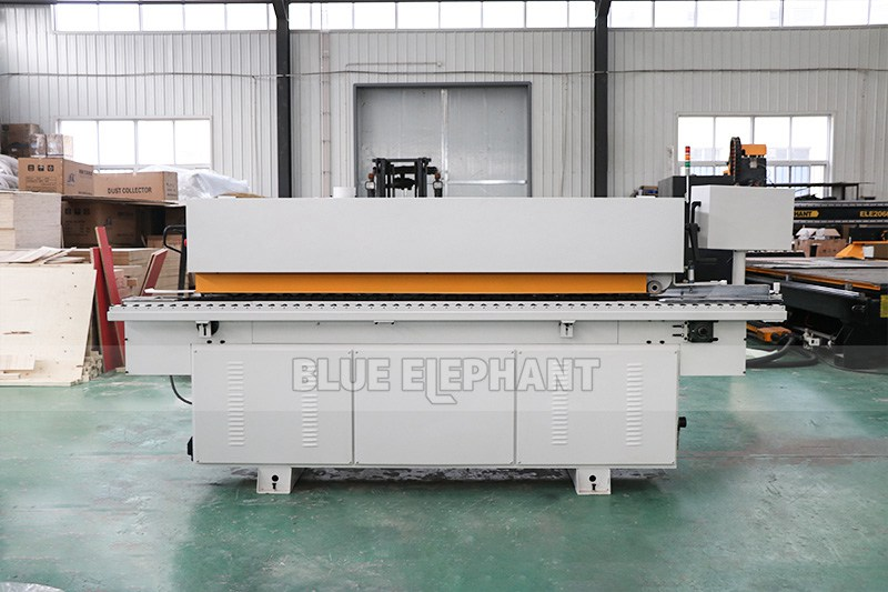 Widely Used Automatic Edge Banding Wood Working Machine for Sale (9)