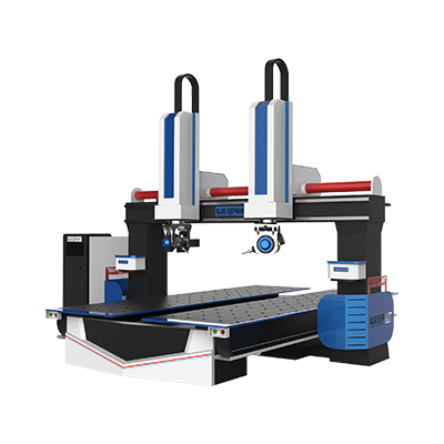 l'ultima 3D-1224-5-Axis-CNC-Router-Machine