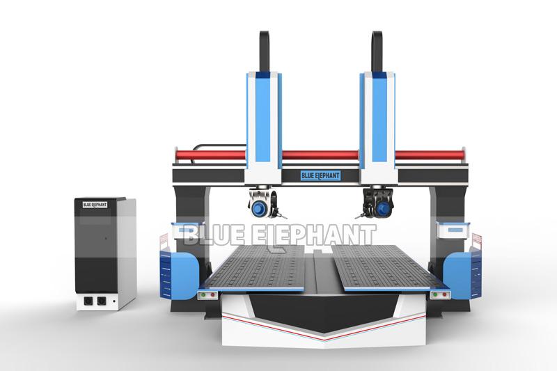 La dernière machine à routeur 3D-1224-5