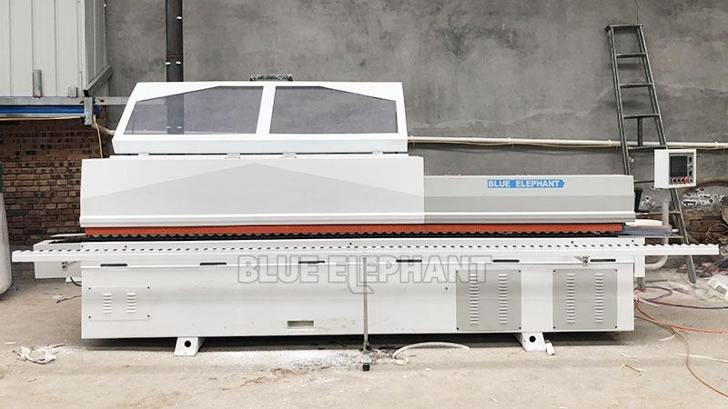 Kundendienst in China Henan, Kunde kaufte unsere vier Maschinen (7)