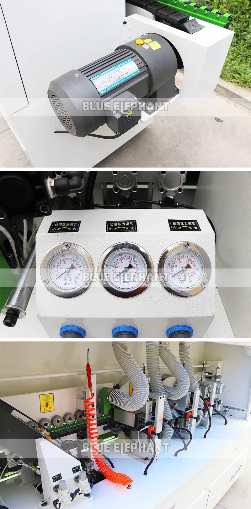 Automatische dubbelzijdige kantenrandmachine cnc 1