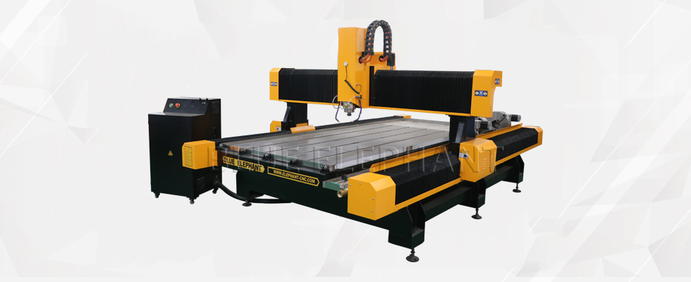 Customized 1325 Stone Cnc Router for Engraving Stone (10)