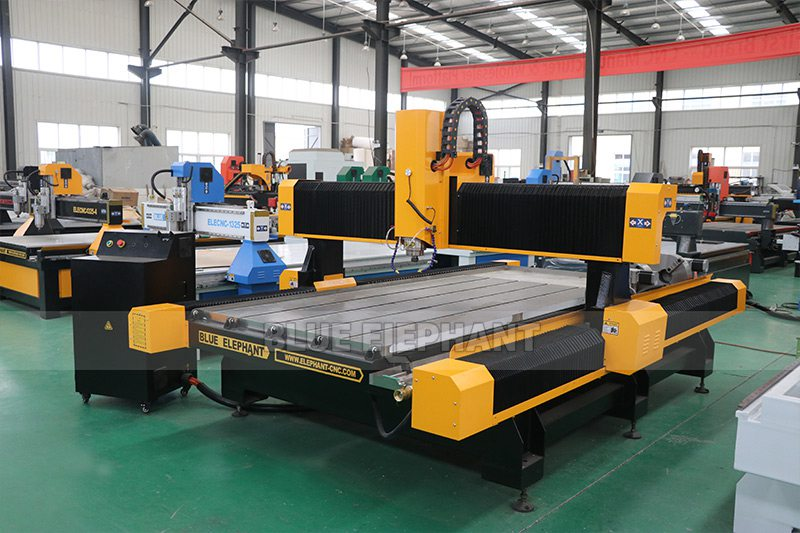 Customized 1325 Stone Cnc Router for Engraving Stone (4)