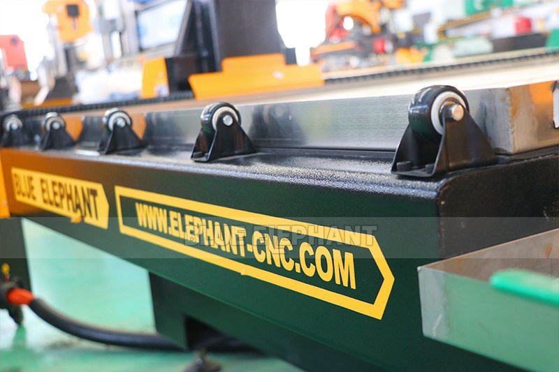 Customized 1325 Stone Cnc Router for Engraving Stone (8)