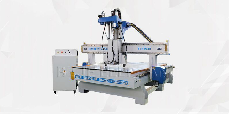 Mehrkopf-CNC-Router