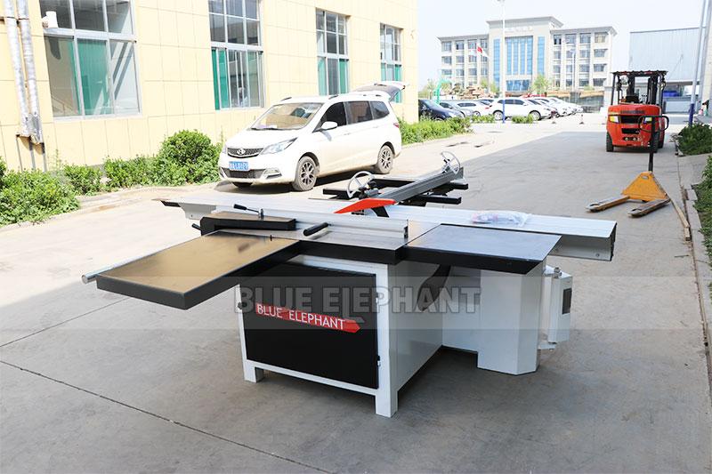 Precision cutting board saw2