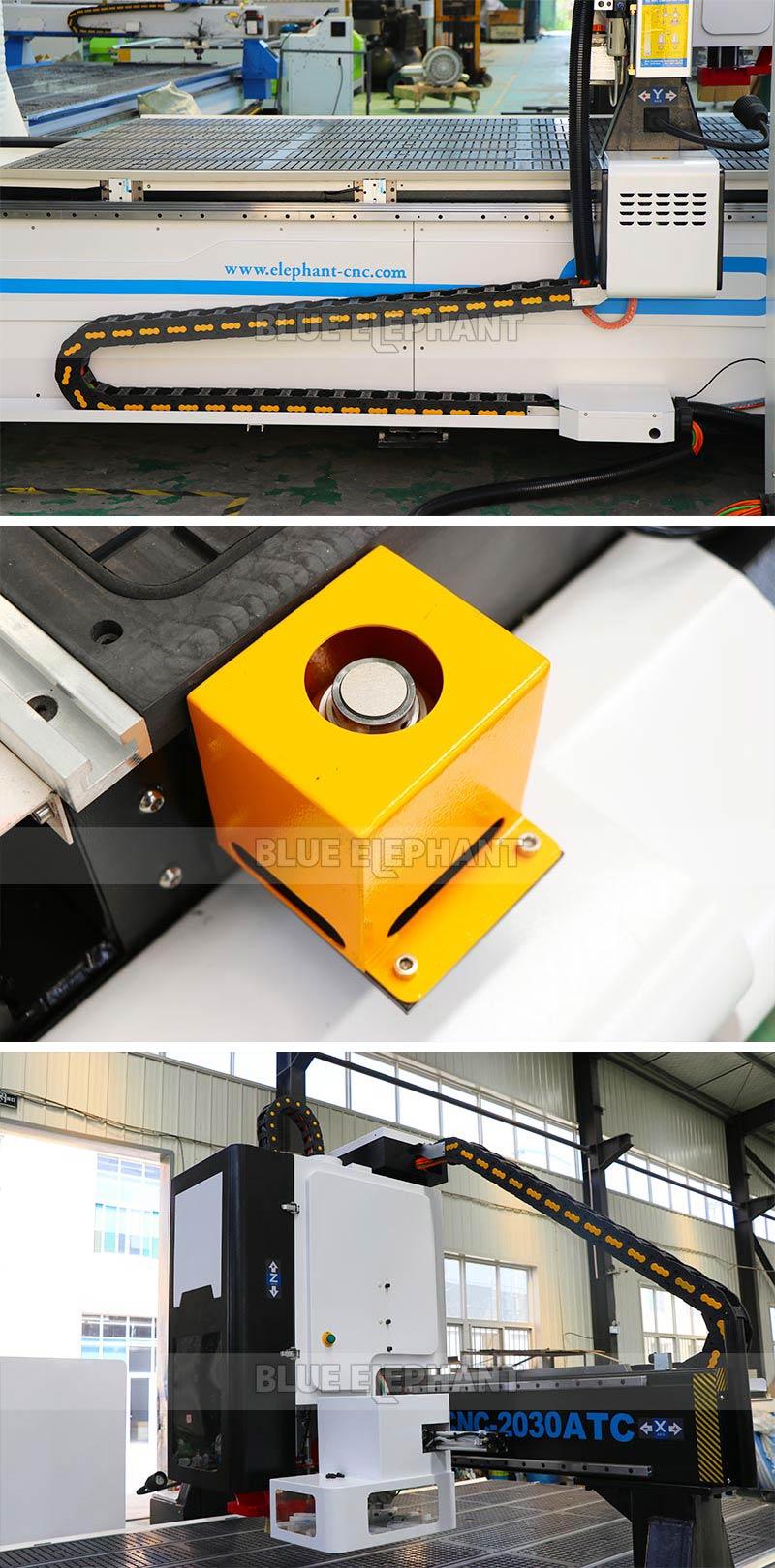 Máquina CNC CATC-20307
