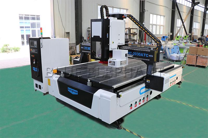 CATC-2030 CNC Machine5