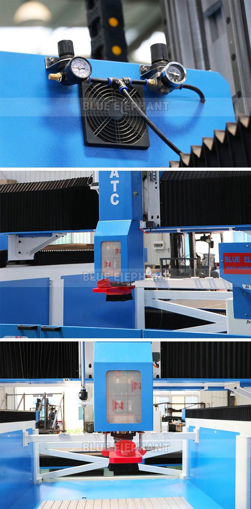 ELECNC-1825 Linear ATC آلة نحت النجارة 2