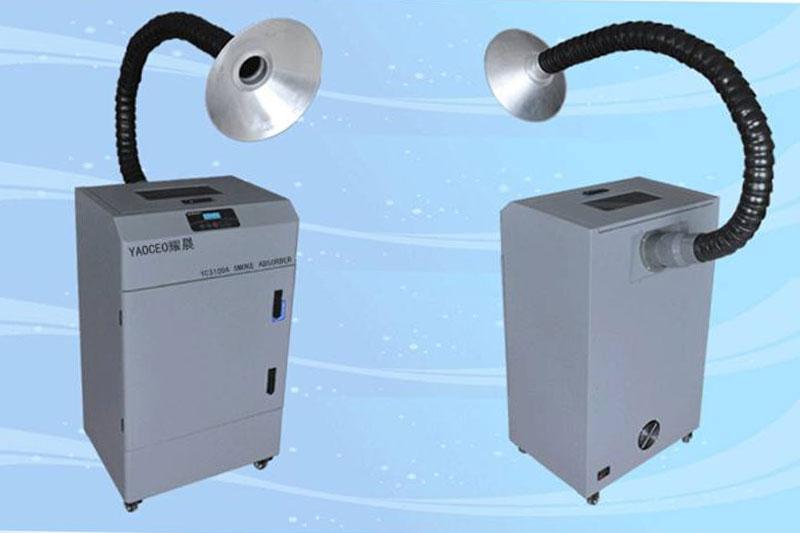 ما هي الملحقات الاختيارية لآلات تقطيع ألياف الليزر؟