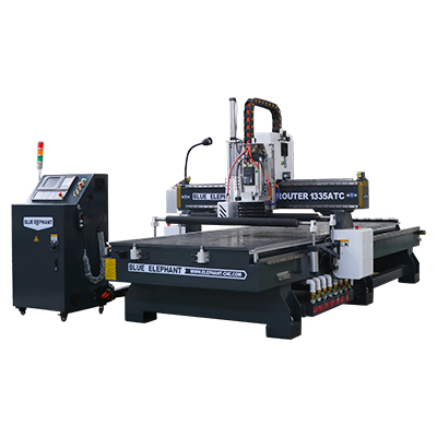 1335 ATC CNC wood Engraving Machine with CNC cutters for sale