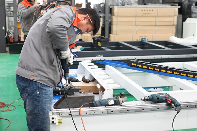 Weet je hoe je een CNC-router goed installeert?