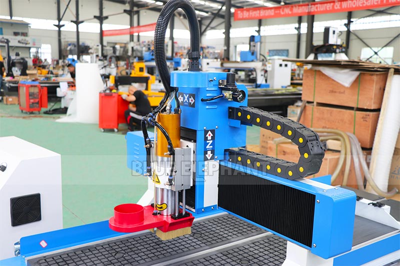 6090 adverterende cnc router
