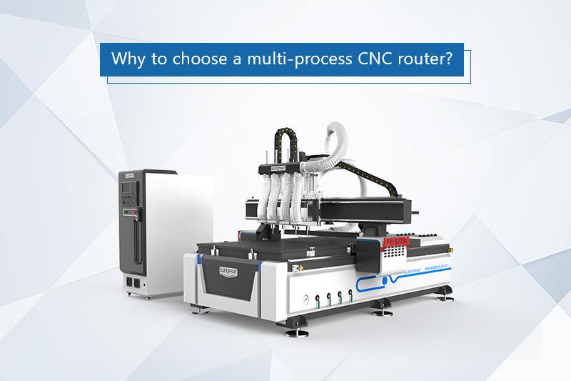 Waarom een CNC-router met meerdere processen kiezen?