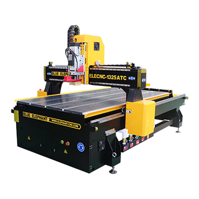 ELECNC-1325 Lineaire ATC CNC-router voor beginners