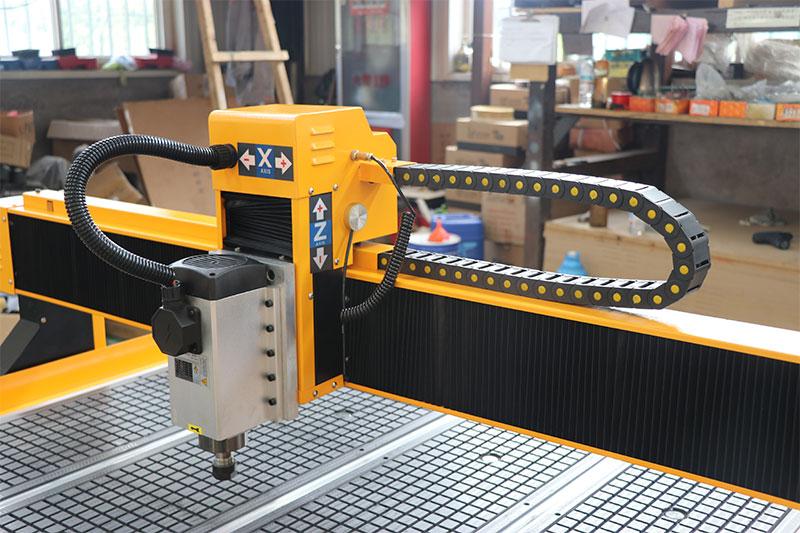 أسرار حول اختيار قوة محرك المغزل CNC التوجيه