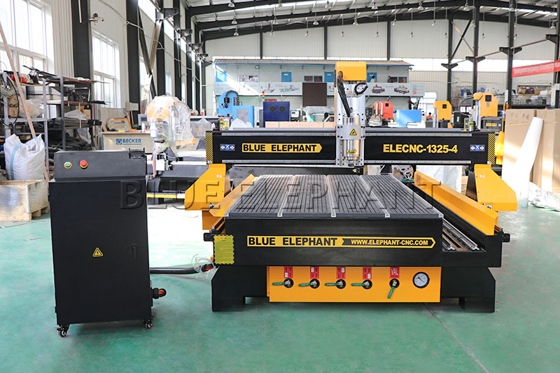 The Most Cost-effective Rotary Axis CNC Wood Router in China