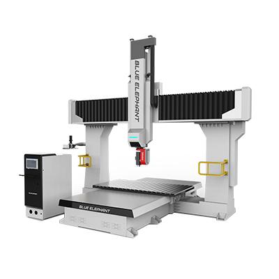 Neueste 5-Achsen-CNC-Fräsmaschine mit Karussell-Werkzeugwechsel