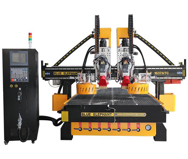 3 Achsen-CNC-Fräser