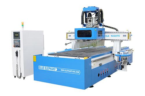 ATC CNC Fräser mit CNC Aggregatkopf zu verkaufen
