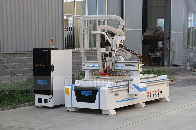 Funktionsprinzip und Klassifizierung der CNC-Verschachtelungsmaschine