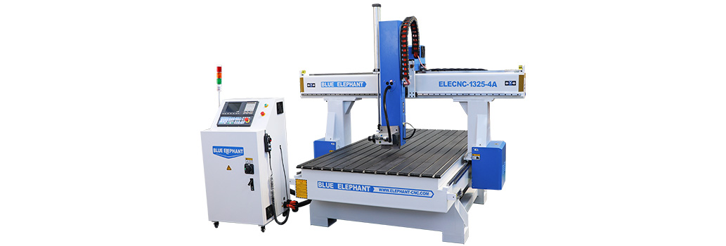 4-as CNC-router