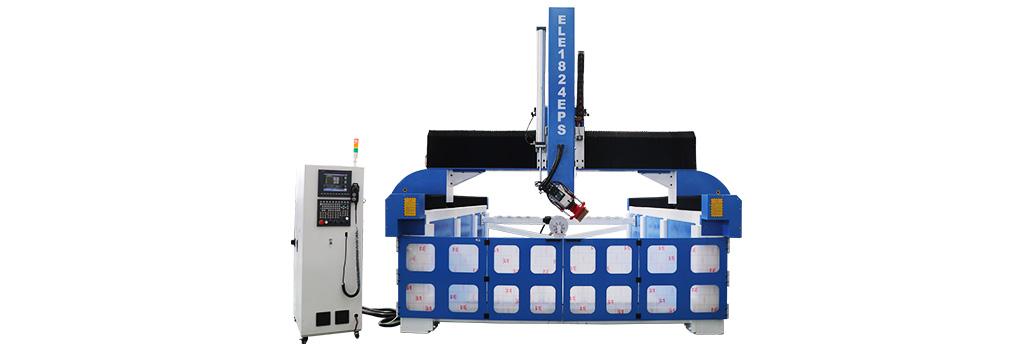 Enrutador CNC de espuma