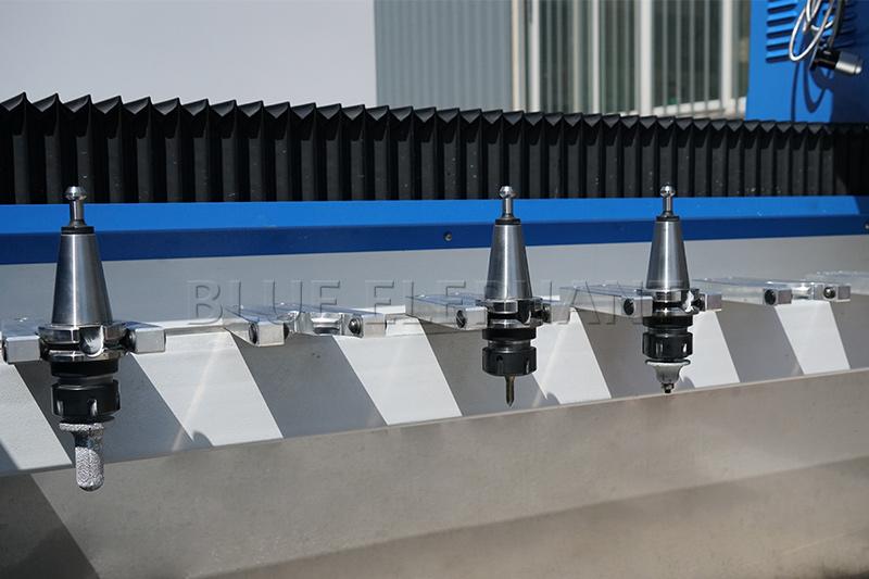 Auto Bits System der Stein-CNC-Maschine