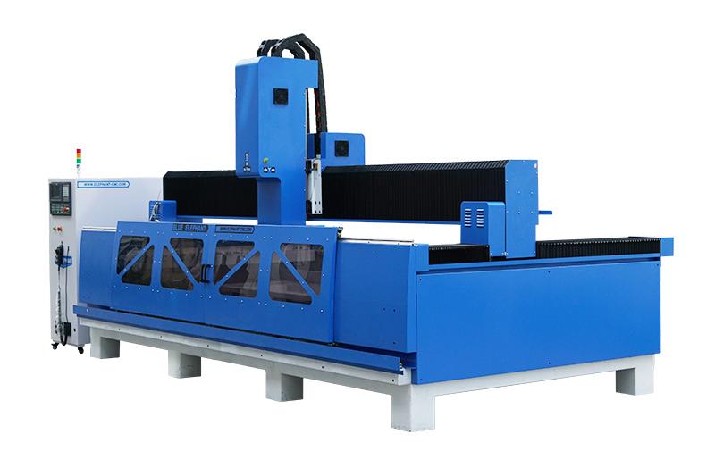 Steinbearbeitungsmaschine