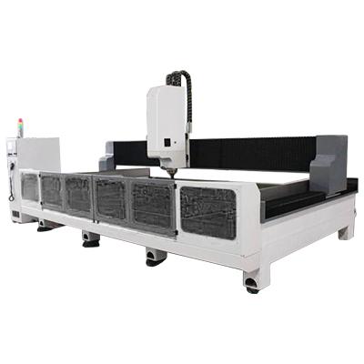 Centro de processamento CNC de pedra de quartzo de última geração para bancadas de pias de quartzo