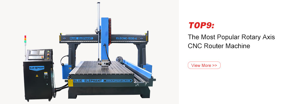 populaire roterende as cnc router