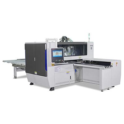 آلة الحفر CNC الجانبية الستة