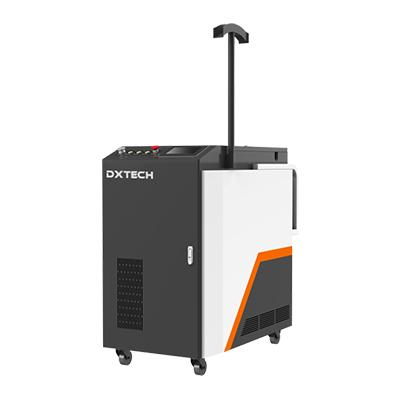 Handheld laserlasmachine voor metalen