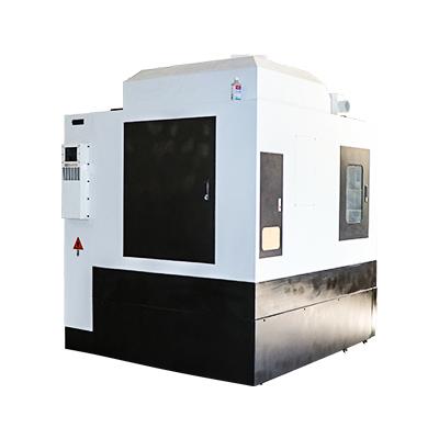 Fraiseuse CNC pour métal