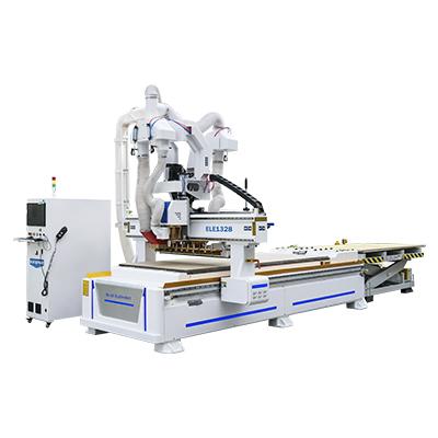 Nesting CNC Router Machine para producción de muebles