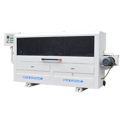 Máquinas de bordar semi-automáticas de borda de madeira compensada