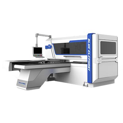 Máquina de perfuração CNC automática de seis lados para madeira