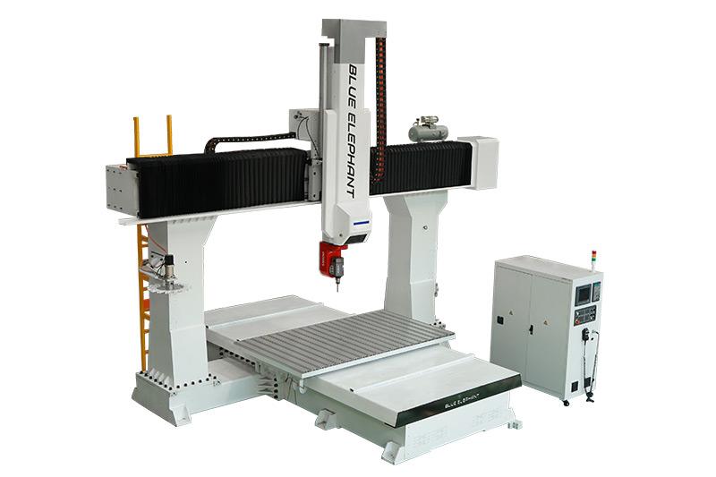 Der neueste 5-Achsen-CNC-Fräser zum Verkauf