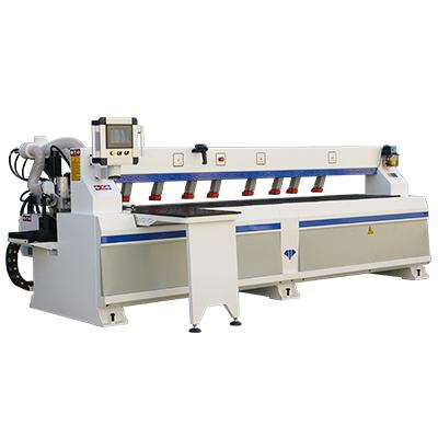 Furadeira lateral CNC para fabricação de móveis de madeira