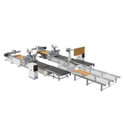 Celda CNC de anidamiento