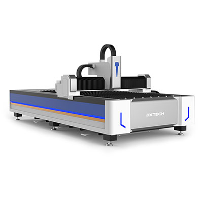 La dernière machine de découpe laser à fibre pour feuille Metel