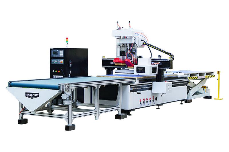 1325 Produktionslinie für CNC-Möbelherstellung mit automatischer Zuführung