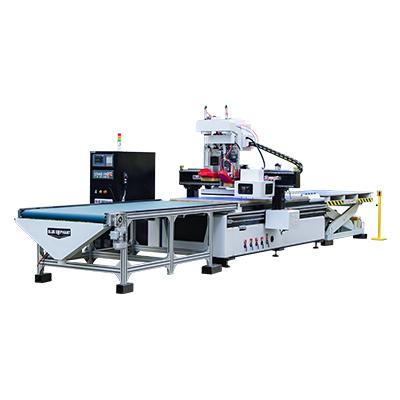 1325 Meubles CNC d'alimentation automatique faisant la chaîne de production de machines