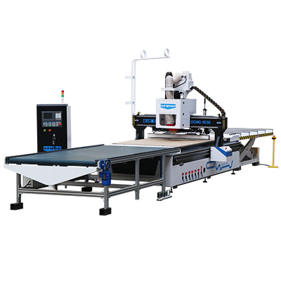 1530 5x10 nidification CNC machine pour meubles en bois