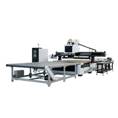Routeur CNC 2130 ATC avec fonction d'étiquetage automatique