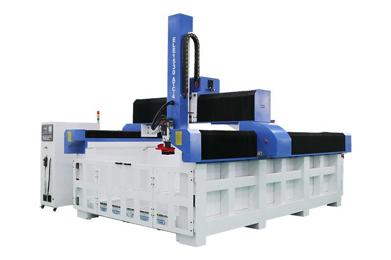 Machine de gravure de mousse EPS pour les modèles d'avion en bois