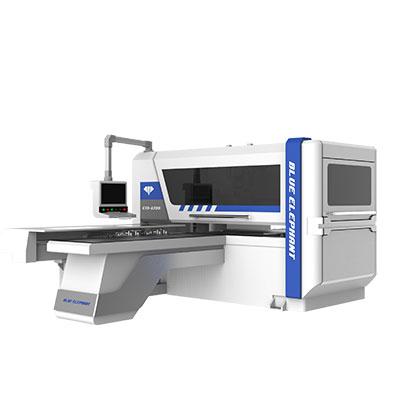 Automatische zeszijdige CNC-boormachine voor hout